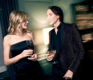 I love when conversations and energies just flow. Not forced. Not coerced. Just present. ✨ #goodvibes #greatcompany #friends #art #design #fashion #style #designer #model #inspiration  #newyork #tbt #dmitrysholokhov