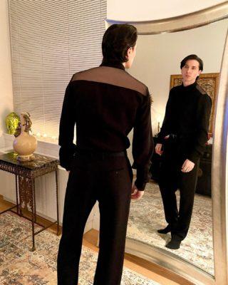 All Smoke & Mirrors🖤 #dmitrysholokhov #style #fashion #design #vision #mirrorselfie #art #designer #artist #moda #interior #reflection